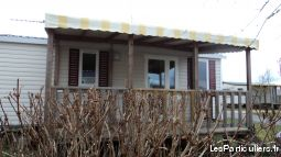 mobilhome irm immobilier mobil home loiret