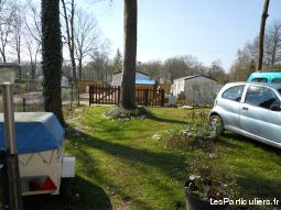 Mobil home 40 m²