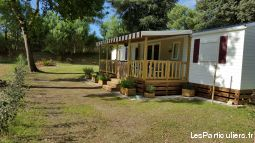 urgent-mobil home neuf 2016 trigano- 3chs immobilier mobil home charente-maritime
