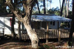 mobil home confort landes immobilier location vacances landes