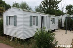 mobilhome campings ile d'oleron immobilier location vacances charente-maritime