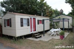 mobilhome campings cotiniere immobilier location vacances charente-maritime