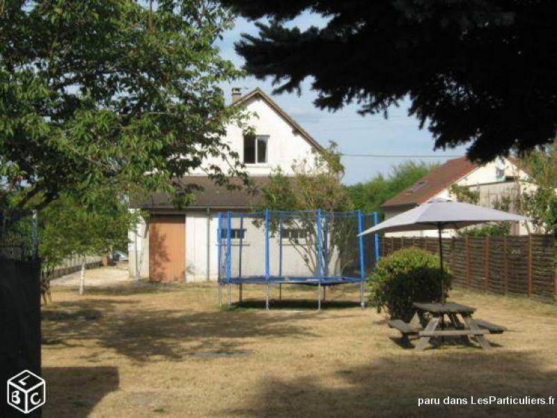 Maison 130 m2 immobilier loiret for Budget construction maison 130 m2
