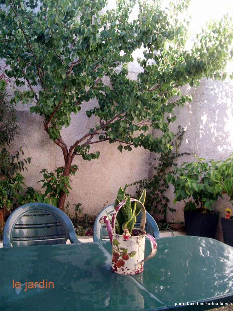 appartement avec petit jardin proche de la mer immobilier. Black Bedroom Furniture Sets. Home Design Ideas