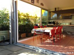 appartement triplex 89m² saint louis / bordeaux nord immobilier appartement gironde