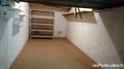 box securisé maisons-laffitte immobilier garage parking cave yvelines