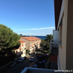 appartement f2 saint aygulf mer immobilier location vacances var