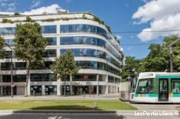 regus centre d'affaires immobilier bureaux fonds de commerce paris