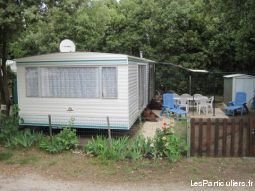 mobilhome 400 m plage camping piscine immobilier location vacances charente-maritime