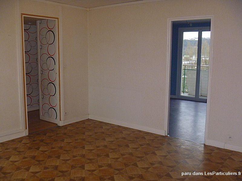 Appartement sotteville les rouen immobilier seine maritime for Appartement meuble rouen