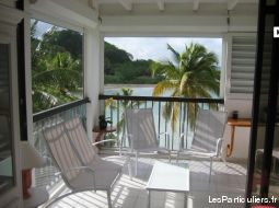 t3 vue mer le gosier immobilier location vacances guadeloupe
