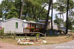 mobil home 4/6 pers bonne anse plage immobilier mobil home charente-maritime