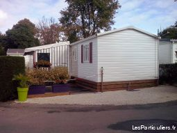 mobil home atlantique parc  la palmyre immobilier location vacances charente-maritime