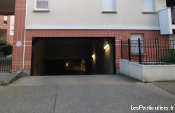 place de parking souterrain - lucé immobilier garage parking cave eure-et-loir