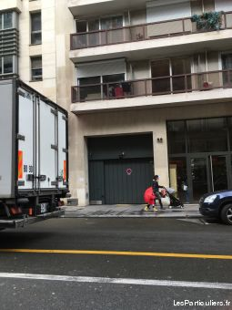 box fermé dans le 16è à paris à la muette immobilier garage parking cave paris