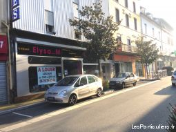 local commercial + 7 appartements immobilier bureaux fonds de commerce aveyron