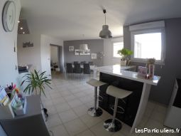 appartement 76.5m² sans travaux hettange grande immobilier appartement moselle