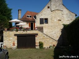 maison typique du lot 2 / 6 pers immobilier location vacances lot