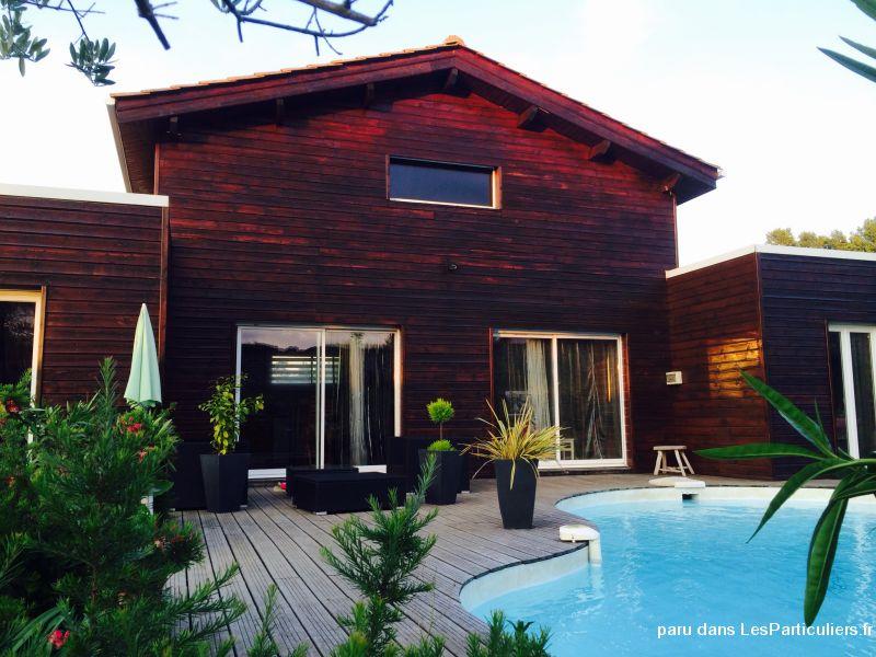 Maison piscine immobilier gironde - Organisation demenagement maison ...