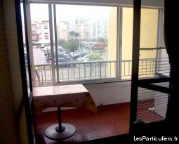 f1 + loggia + parking privatif immobilier appartement hérault