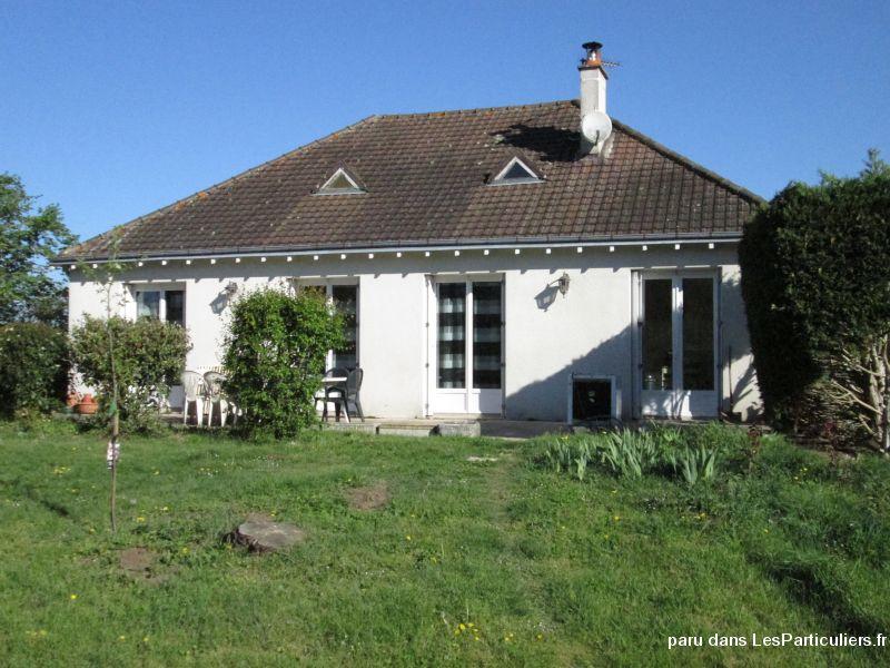 Maison plain pied avec terrain immobilier loir et cher - Organisation demenagement maison ...