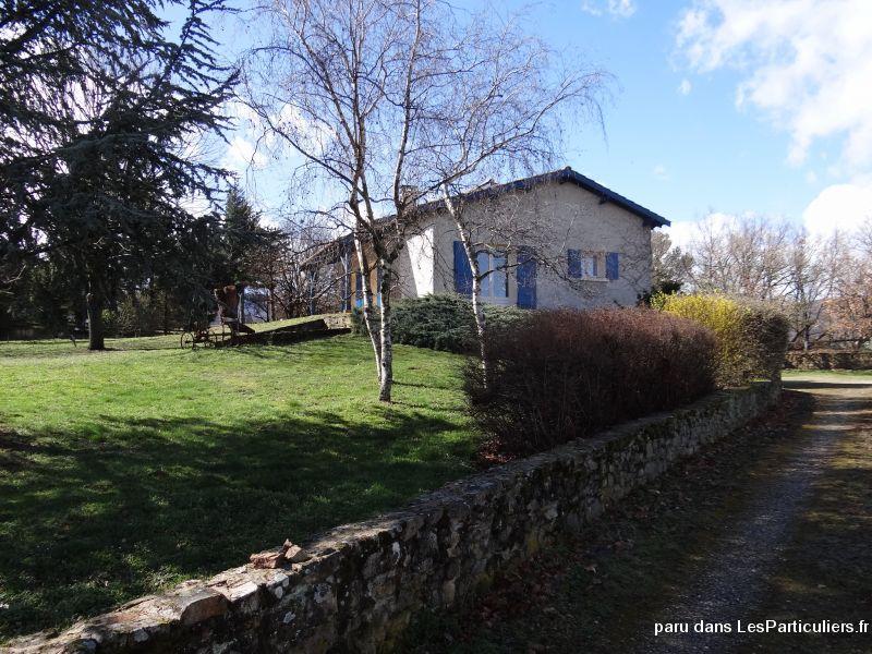 Maison individuelle immobilier loire - Organisation demenagement maison ...