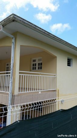 appt f3 au lorrain immobilier appartement martinique