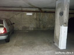 emplacement de parking immobilier garage parking cave paris