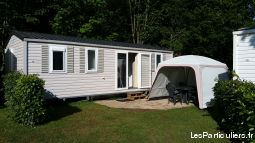 mobilhome 3ch dans camping 4* proche mer immobilier location vacances morbihan