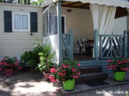 urgent - mobil-home. a saisir. immobilier mobil home charente-maritime