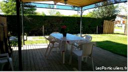 bassin d'arcachon 4 pers. clim. tout confort.  immobilier location vacances gironde