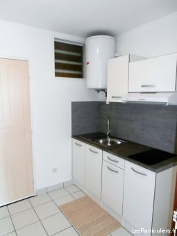 Appartement T1 bis STE CLOTILDE