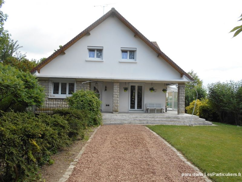 Maison d 39 architecte 5 chambres immobilier somme - Organisation demenagement maison ...