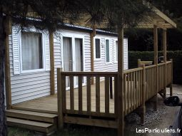 mobil-home 6 / 8 pers. dans camping 4 étoiles immobilier location vacances somme