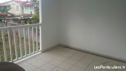 appartement f2 le francois immobilier appartement martinique
