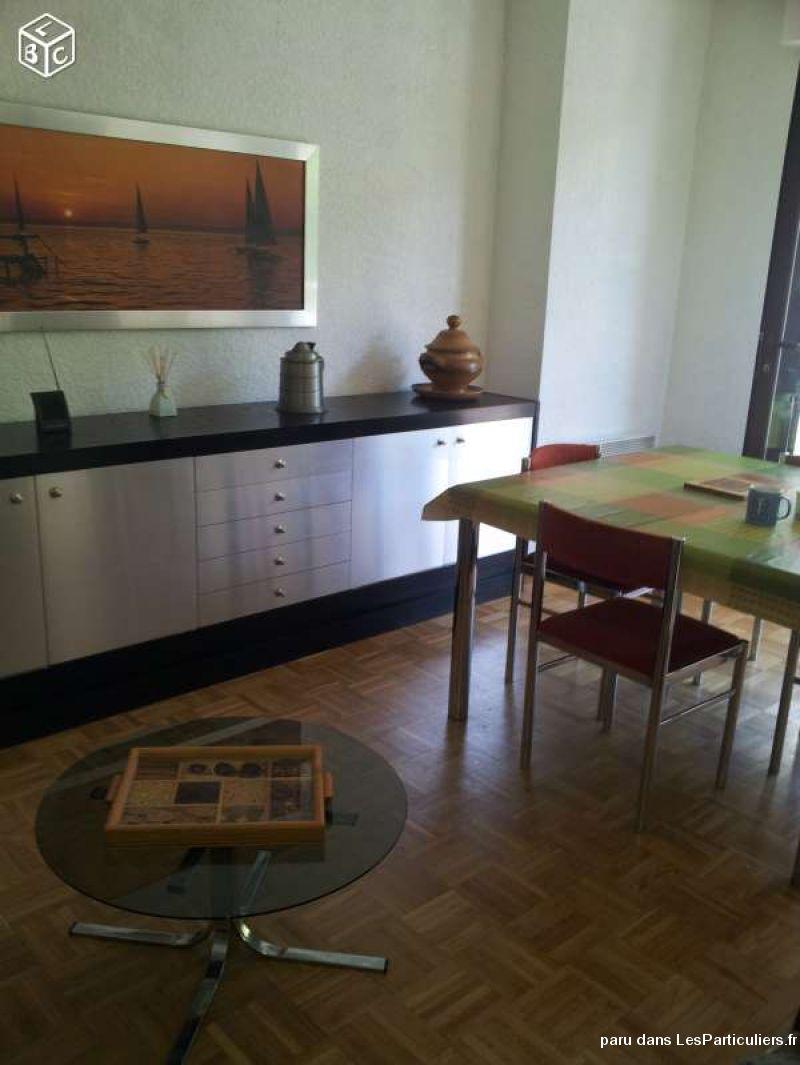 appartement pour curistes ou vacances immobilier ari ge. Black Bedroom Furniture Sets. Home Design Ideas