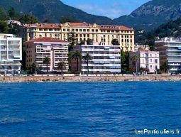 appartement bord de mer immobilier location vacances alpes-maritimes