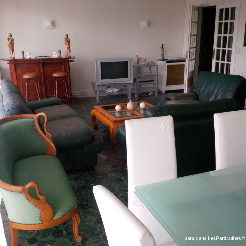 Grand Appartement bourgeois rue Félix Faure Immobilier Appartement Seine-Maritime