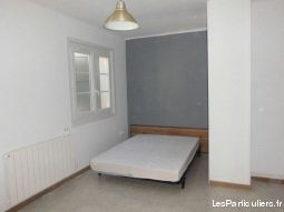 studio 25 m2 rénové immobilier appartement aude