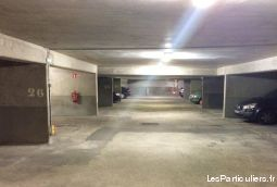 place parking 12m2 avec bip immobilier garage parking cave paris