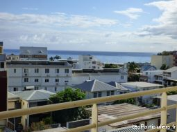 t3 traversant 66 m2 + 36 m2 varangues mer / mont immobilier appartement la réunion