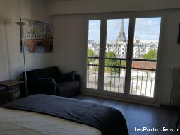 studio meublé 30 m² 75015 metro saint-charles immobilier appartement paris