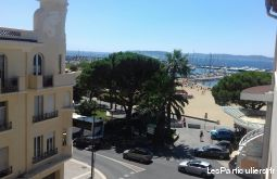 appartement 52 m²- 30m de la plage du centre  immobilier appartement var
