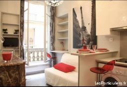 meublé studio 15 m² paris 7e immobilier appartement paris