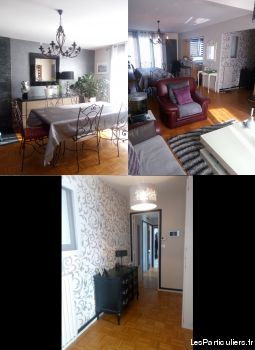 appartement le havre - 3 chambres + garage 15m2 immobilier appartement seine-maritime