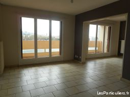 toulon la rode t6 104m2, cave, box-garage immobilier appartement var