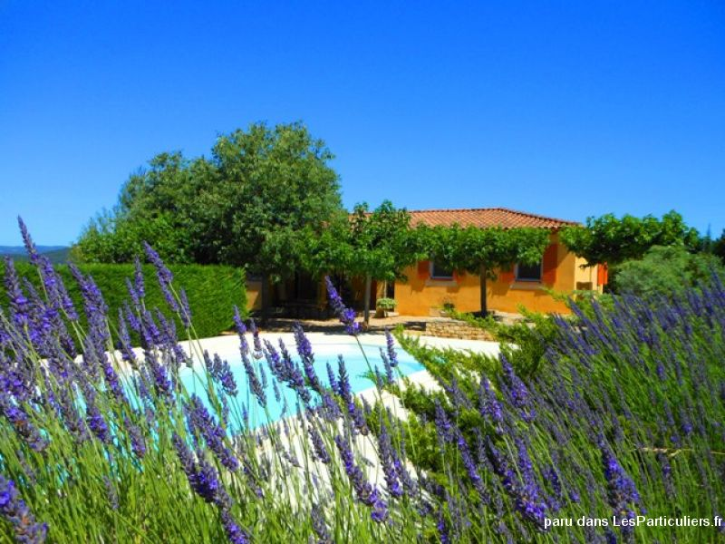 LES LUMIGNONS - PROVENCE - LUBERON Immobilier Location Vacances Vaucluse