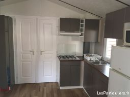 mobil home camping eden 5* immobilier location vacances gard