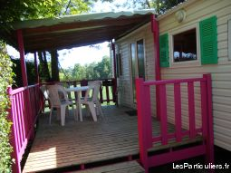 mobilhome camping 3* immobilier location vacances dordogne
