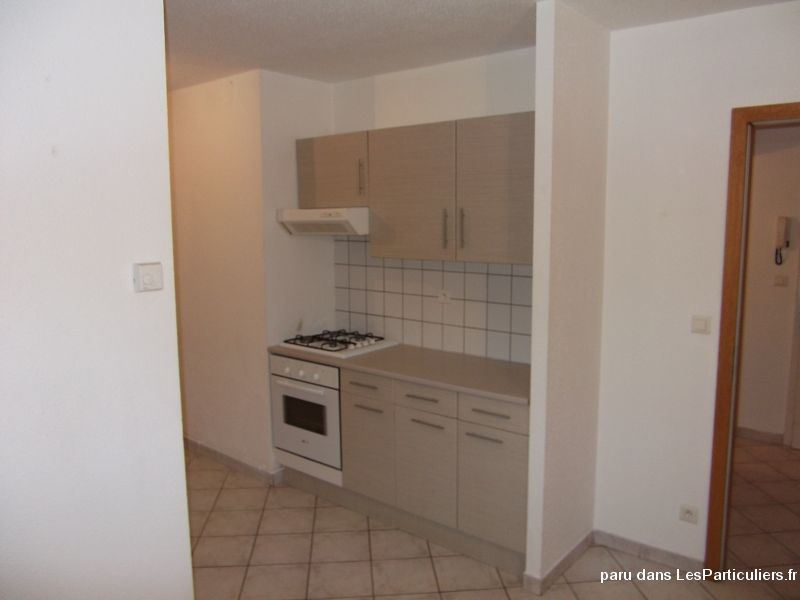 APPARTEMENT F2 / F3 Immobilier Appartement Haut-Rhin